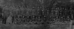Company D of the 149th PA Infantry