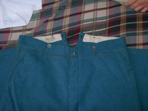 T. Martin Trousers