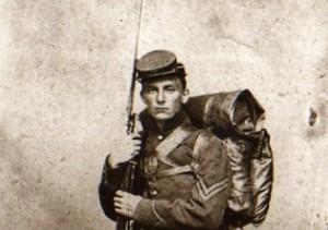 Union Infantryman - 1862