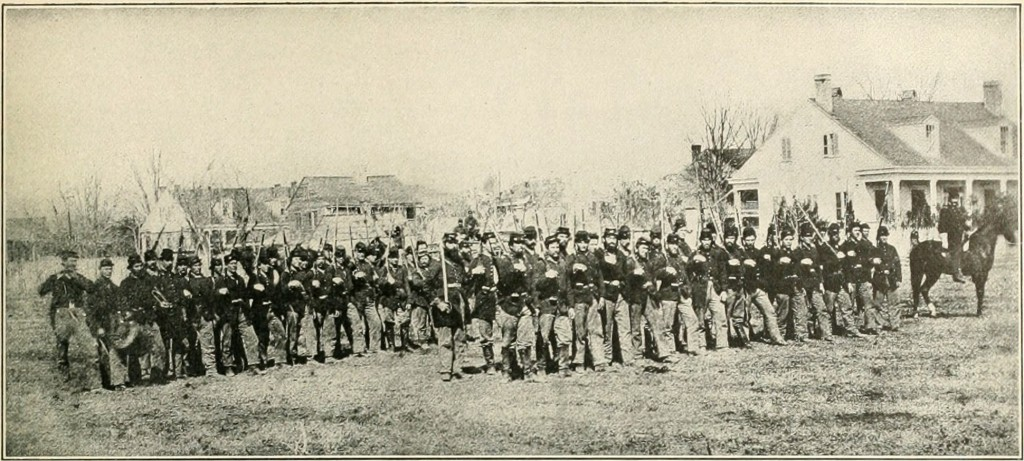 42nd_Ohio_Volunteer_Infantry_at_Plaquemine_LA