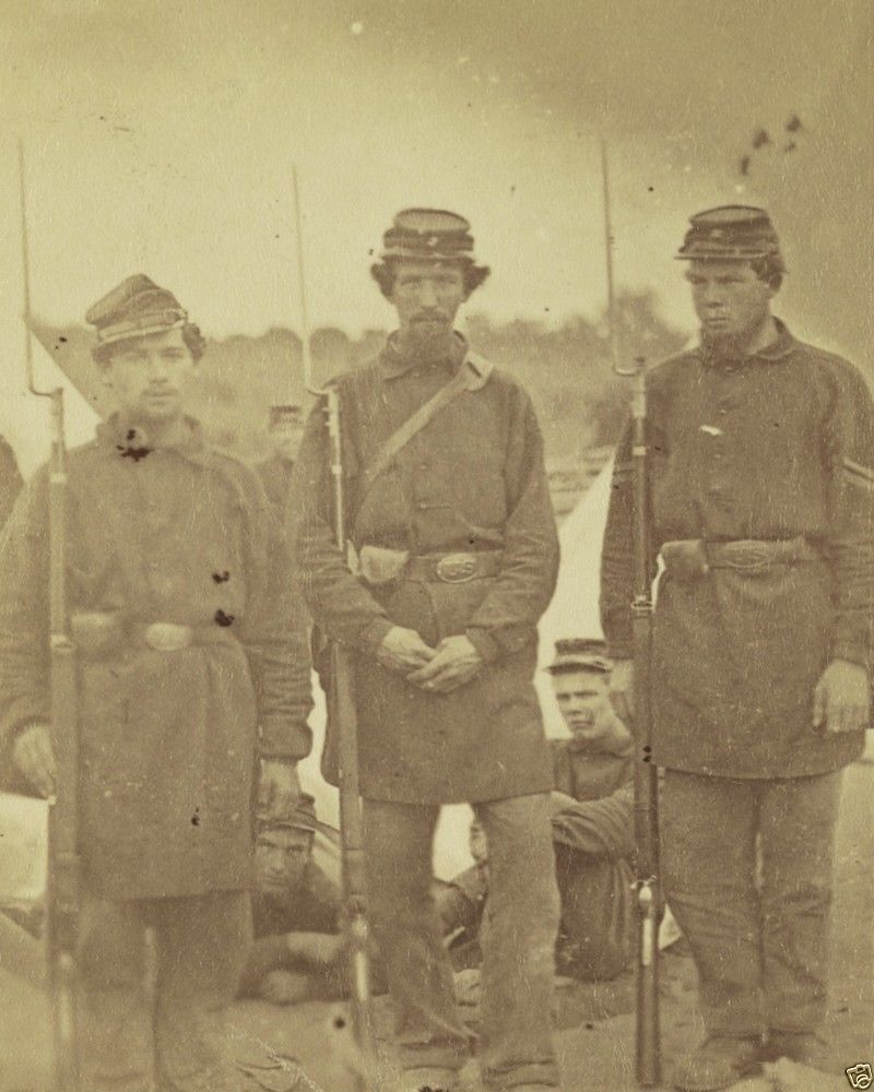 2nd Rhode Island Infantry Soldiers_3
