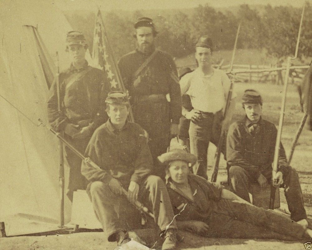 2nd Rhode Island Infantry Soldiers_4