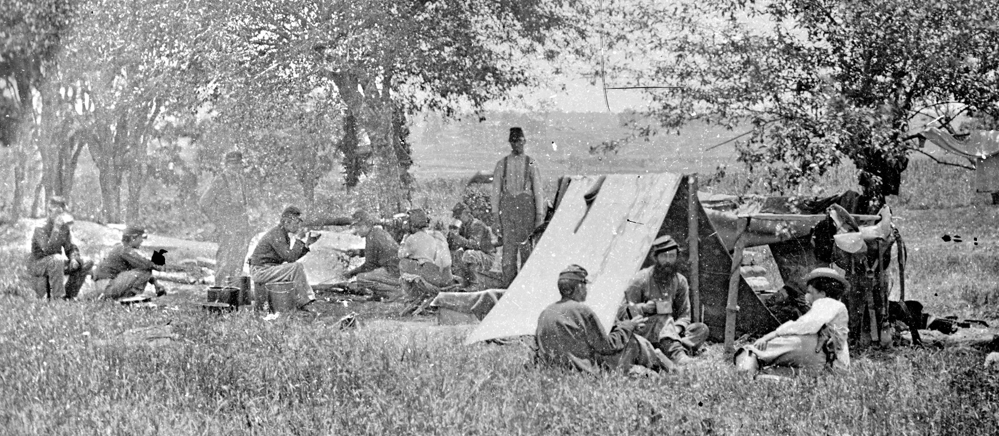 Bull-Run-Virginia.-Federal-encampment-at-Blackburns-Ford-01153a