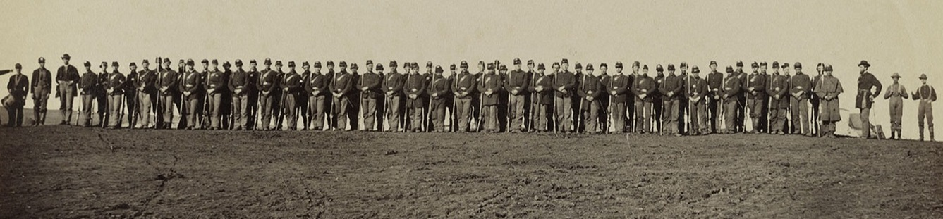 Company D of the 46th Pennsylvania Volunteer Infantry.