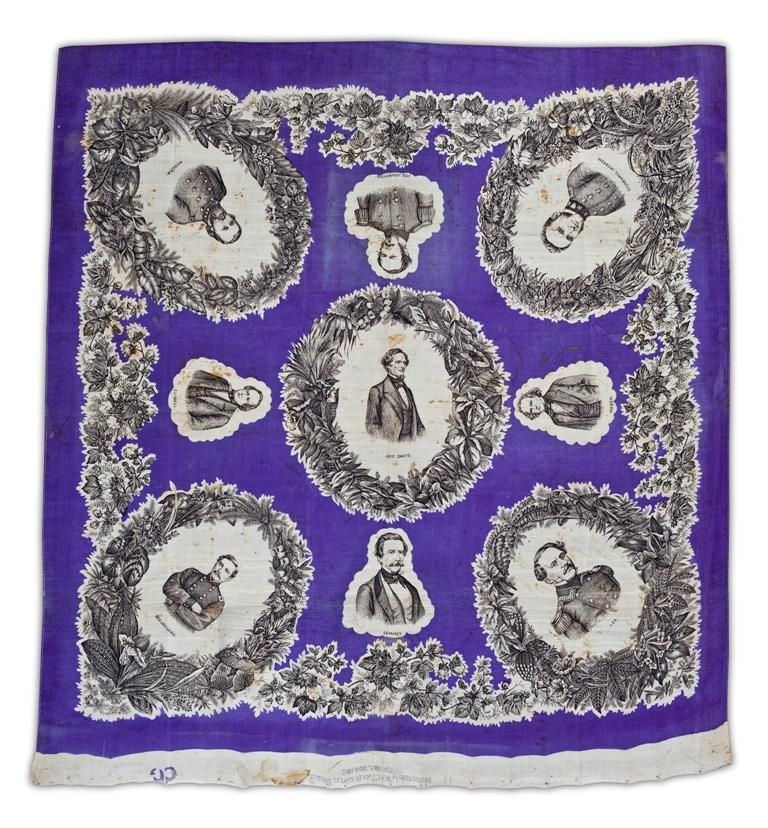 W.H. Tucker Kayess Handkerchief