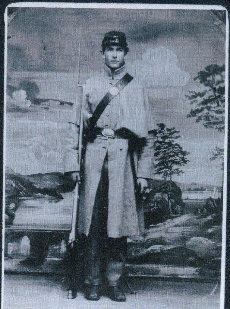5th Vermont Infantry (Co. D)5th Vermont Infantry (Co. D)