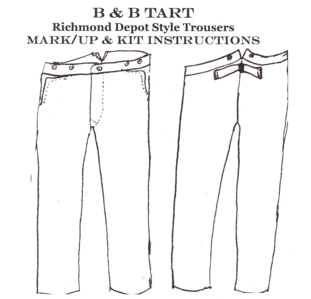 B&B Tart Pants Kit