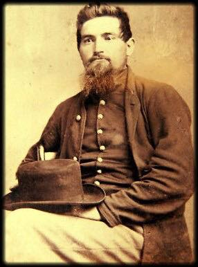 Leonard H. Tuttle of the 81st Indiana Regiment