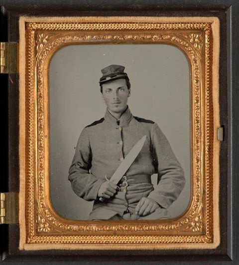 Lt. John T. Fraley, Company E (Gilmer Guards) 2nd North Carolina Infantry.