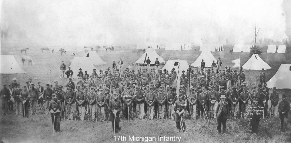 17th Michigan Infantry