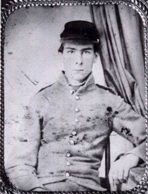 Cpt. Toliver F. Lindsey,Crystal Springs Guards, Company F, 6th Mississippi Infantry