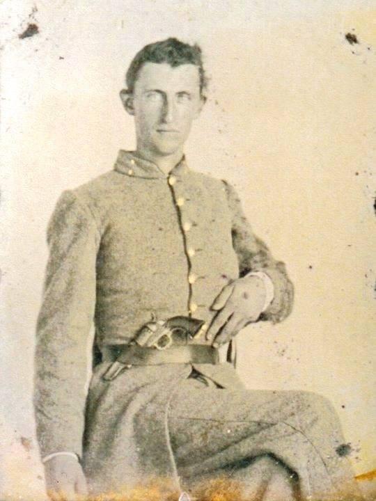David Gray McCormick 29 Jan 1839 to Feb 13 1901 Burke County, Georgia