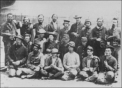 48th Tennessee prisoners