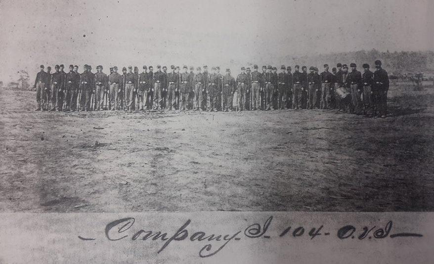 Co. I, 104th Ohio Infantry