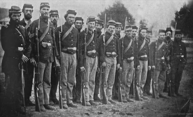 Company A, 47th Indiana Infantry Regiment