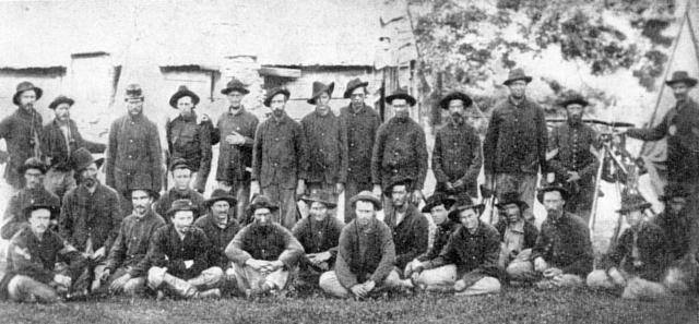 Civil War History of the 125th Pennsylvania Volunteer Infantry Regiment PA